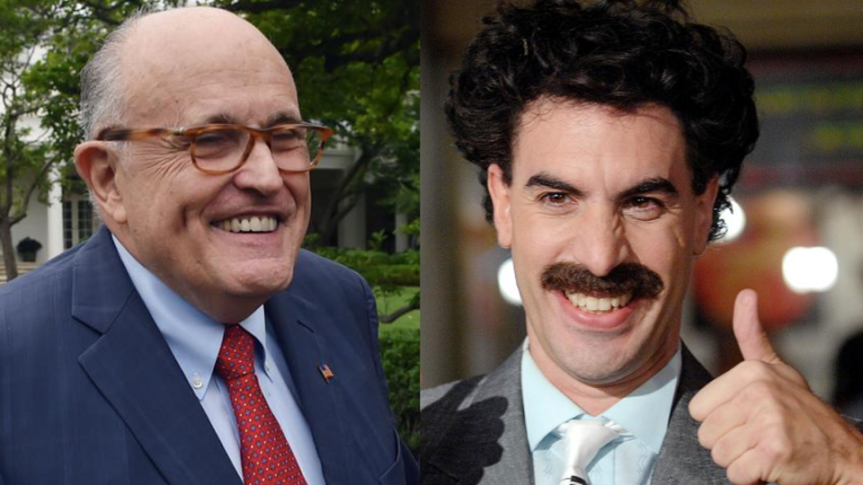 'Borat Subsequent Moviefilm': Redundant or well-timed?