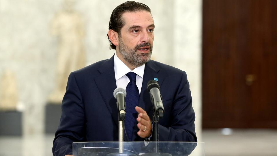 Hariri named Lebanon's new premier, commits to French-backed reforms