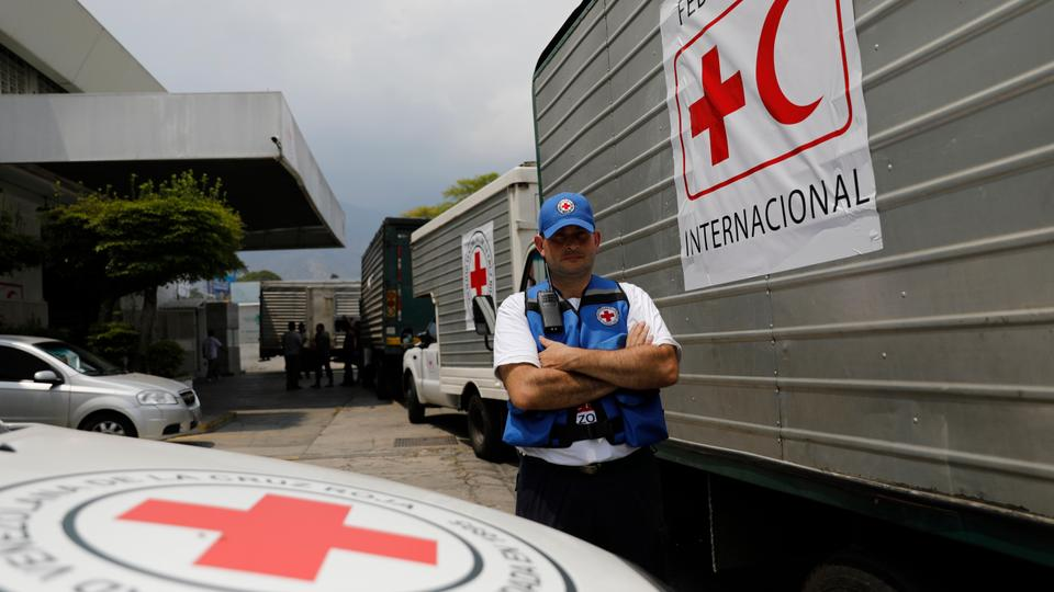 Another attack on humanitarian workers, another crime against humanity