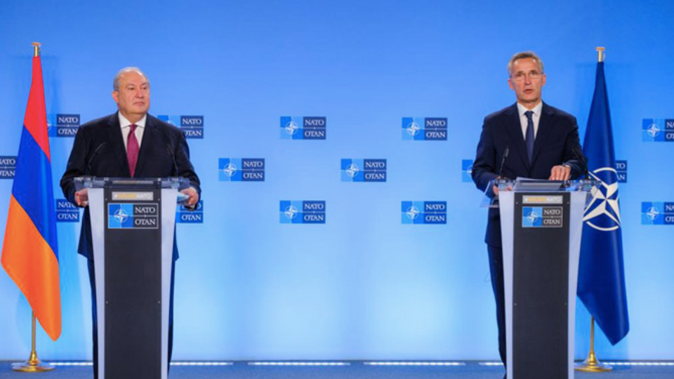 NATO refuses to engage in the Armenian-Azerbaijan conflict