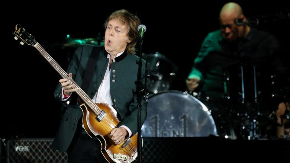 Paul McCartney to release new lockdown album