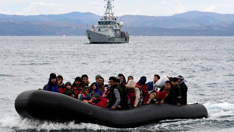 EU border agency complicit in Greek refugee pushback campaign