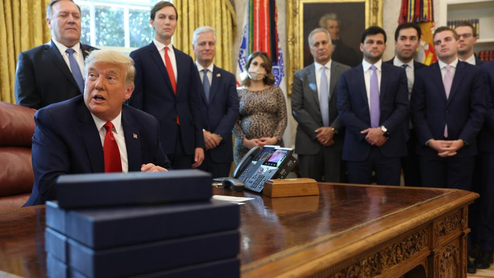 Trump announces Israel-Sudan normalisation deal