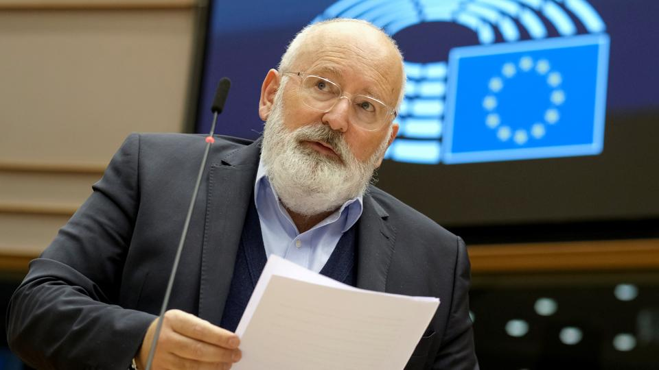 EU environment ministers strike deal on climate crisis bill