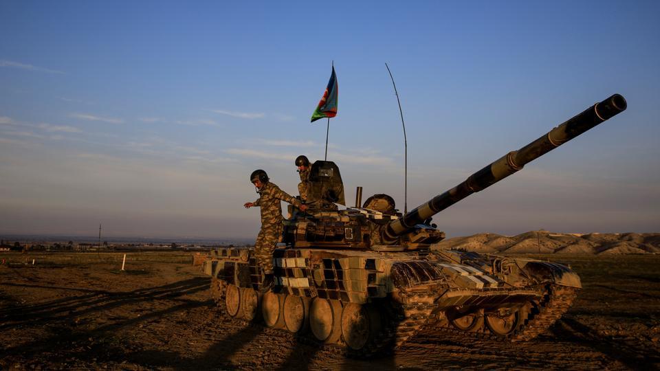 Azerbaijan continues to liberate its territories from Armenia in Karabakh