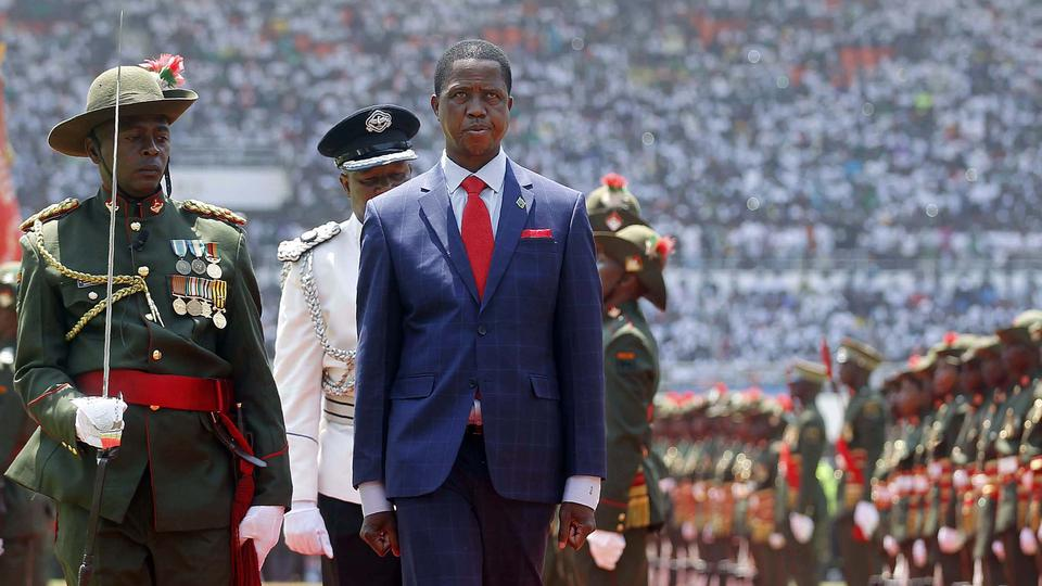 Zambia's election overshadowed by sinking economy
