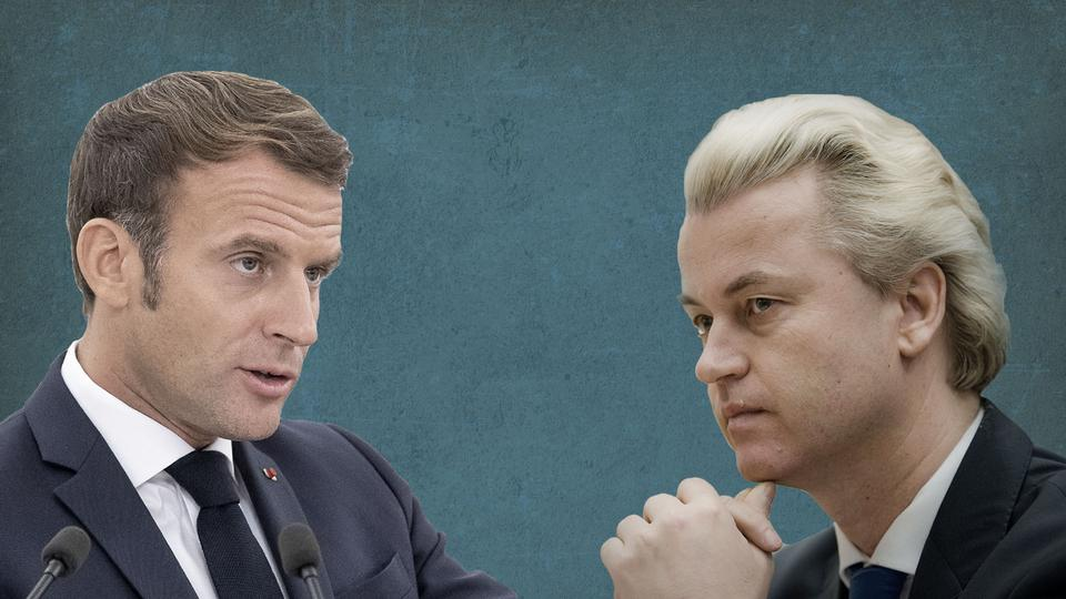 Is Macron Moving To The Far Right For Political Survival