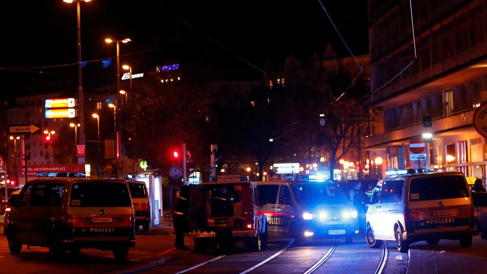Austrian police: Several wounded in Vienna gunfire