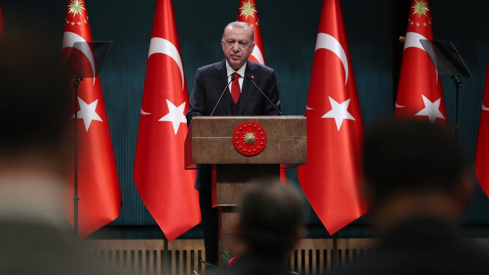 Erdogan highlights double-standards in treatment of Muslims and attacks