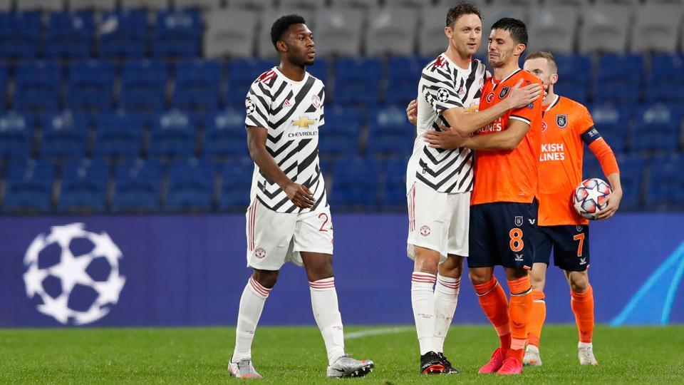 Sloppy Man Utd punished by Istanbul Basaksehir