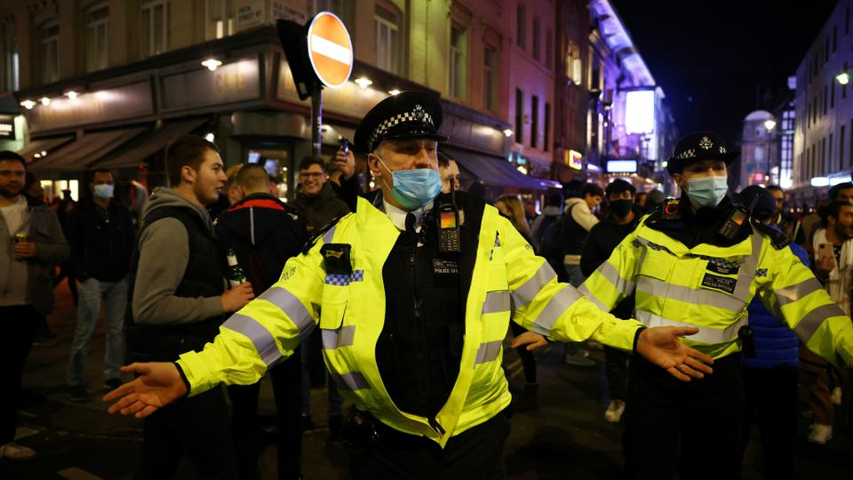 UK begins month-long lockdown as Covid-19 cases surge – latest updates