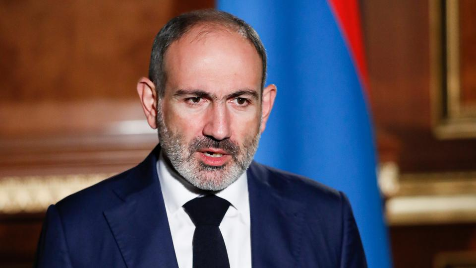 PM Nikol Pashinyan has faced violent street protests and fierce criticism from Armenia's political opposition since he signed a ceasefire deal with Azerbaijan.
