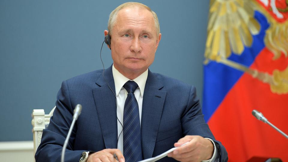Putin Turkey Can T Be Accused Of Violating International Law In Karabakh