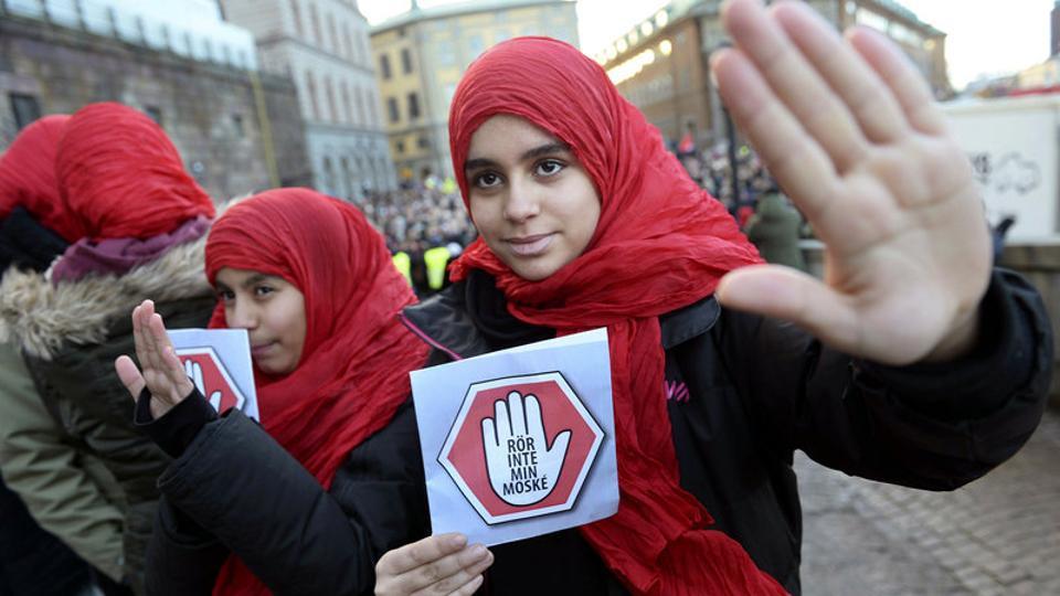 Шведский суд отменил запрет на хиджаб