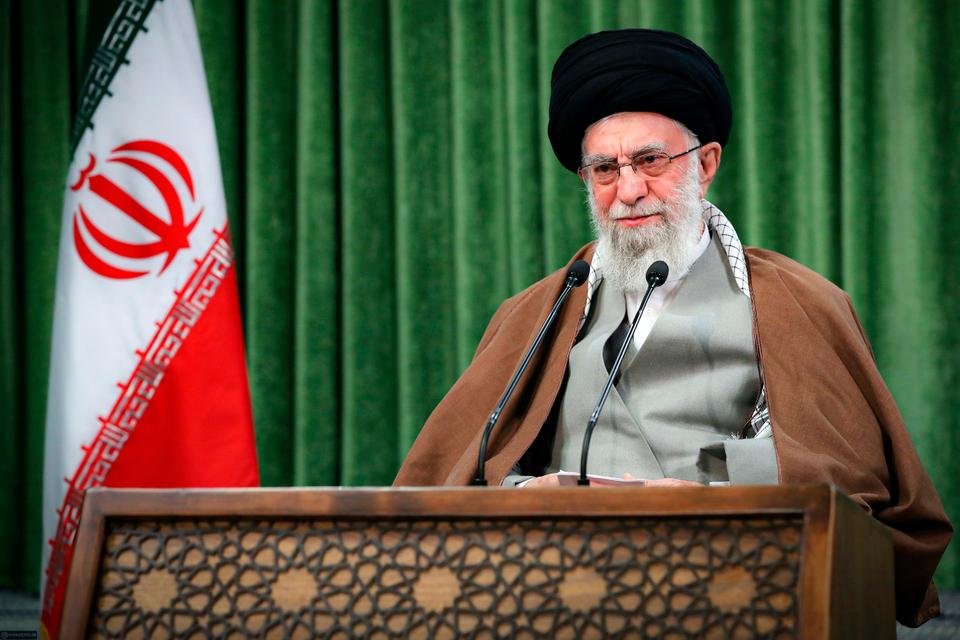 Iran's Supreme Leader Ali Khamenei defended the country's military deployment on its border with Azerbaijan.