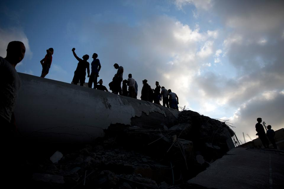 In 2014, billions were pledged to rebuild Gaza at a donor conference held in Cairo, however, most of that money was never delivered.