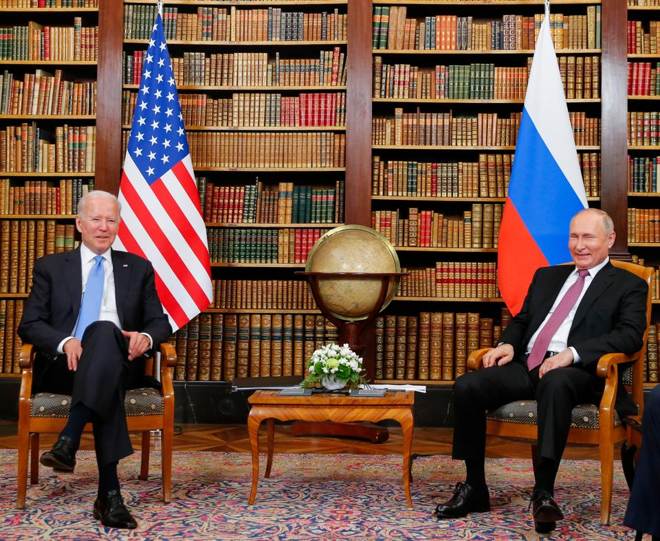 US President Joe Biden and Russian President Vladimir Putin discussed prominent world issues in their recent summit in Geneva on June 16, 2021.