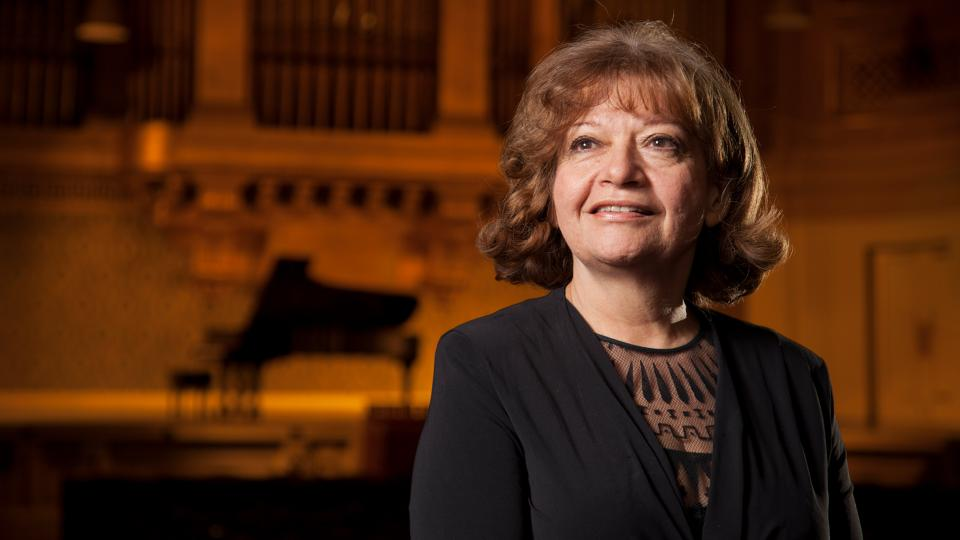 Idil Biret will offer a programme of Bach and Chopin to classical music lovers.