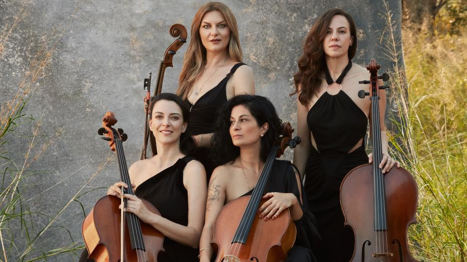 Cello Paradiso will be performing on a boat twice on September 11, 2021, on the Music Route.