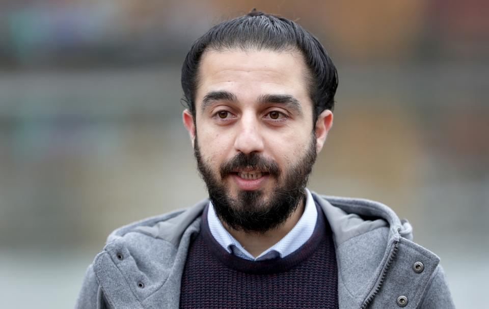 Tareq Alaows, who came to Germany as an asylum-seeker in 2015 and launched his campaign to run in Germany's federal election in September for the Green Party, decided to no longer run for parliament for personal reasons he said in a statement.