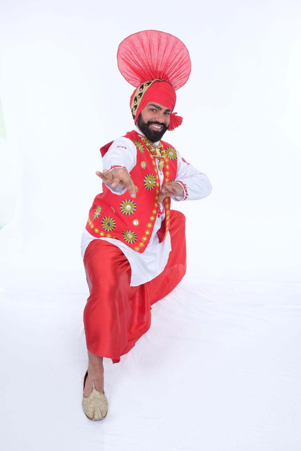 Hardeep Sahota is the founder of World Bhangra Day. He has also developed a visual dictionary of movement, using dance and photography to explore the rich history of Bhangra.