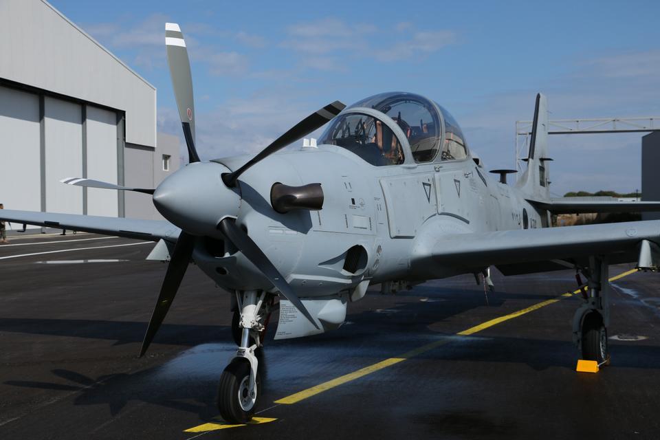 A-29 Super Tucan