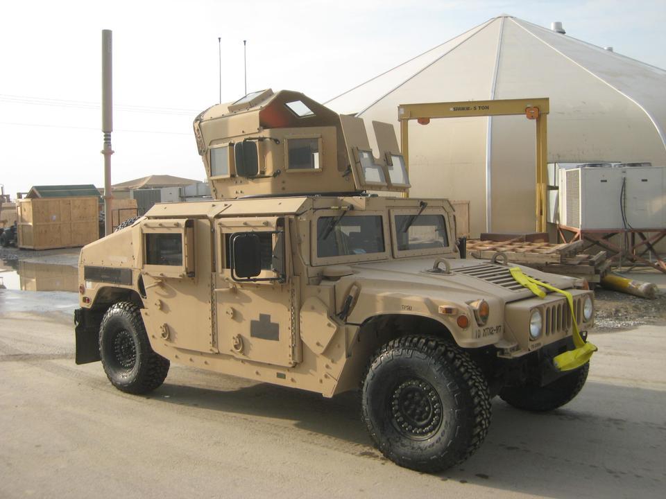 M1151 Humvee