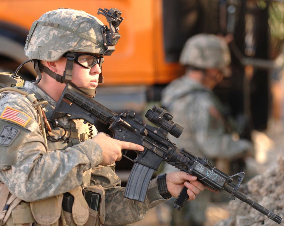 M4 MWS Carbine