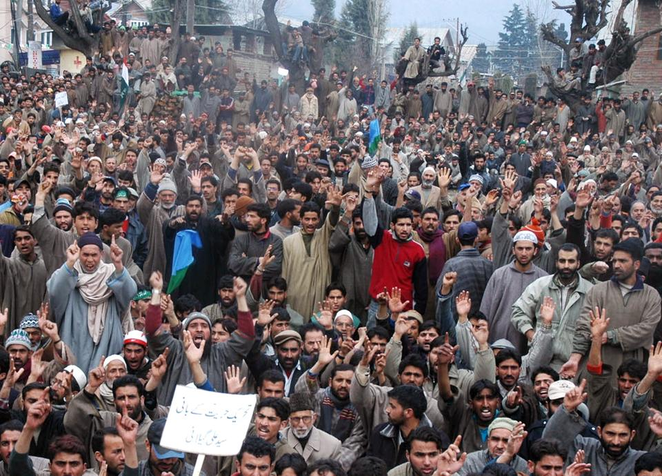 Few Kashmiri leaders have commanded the kind of respect that Syed Ali Geelani did among the young people.