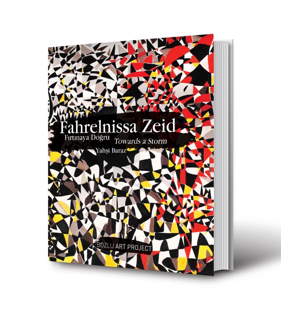 Yahsi Baraz's monograph on Fahrelnissa Zeid accompanies the exhibition.