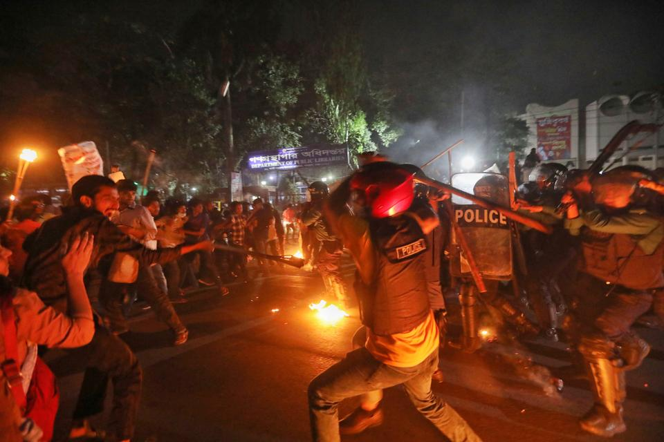 Critics say Bangladesh is following the footsteps of India's ruling party Bhartiya Janata Party and imposing draconian laws and measures to monitor social media and stifle critical voices.