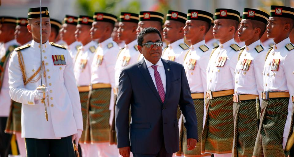 President Yameen Abdul Gayoom has been accused of manipulating the judiciary and other state institutions to block opposition to his rule. March 29, 2016