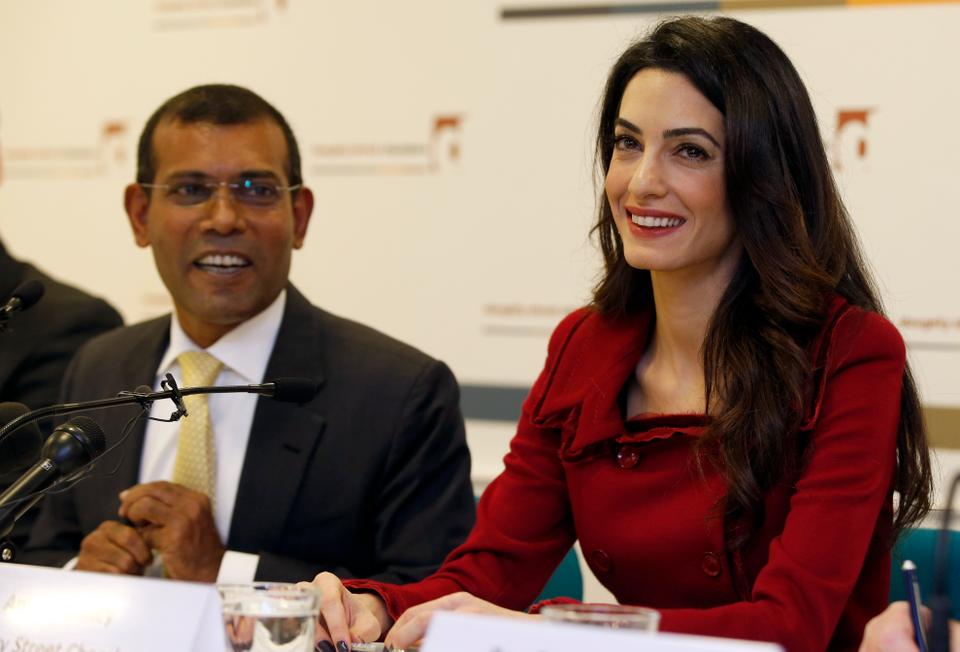 President Nasheed is the first democratically-elected leader of his country and a renowned champion for human rights and climate justice. January, 25, 2016