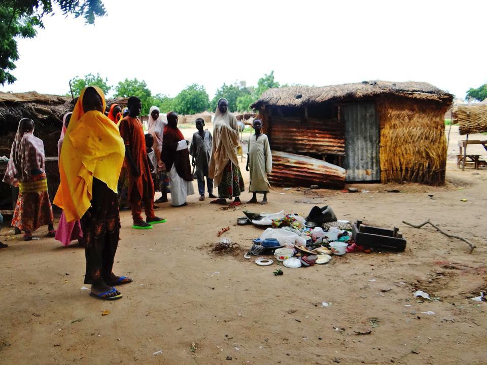 terrorisim in nigeria