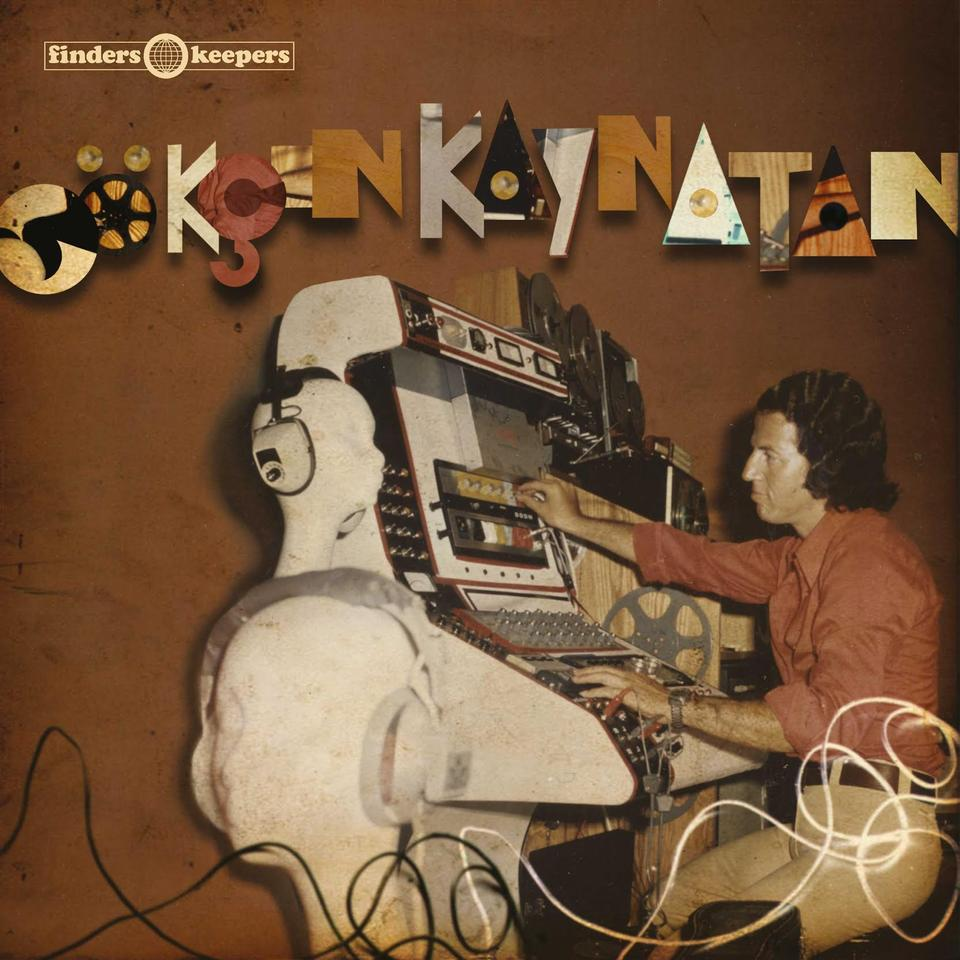 Gokcen Kaynatan's self-titled album is out on Finders Keepers Records now.