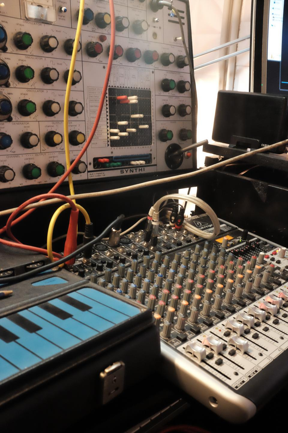 While he was living in Germany in the 1970s, Gokcen Kaynatan spent a year learning how to play the EMS Synthi, a 27-octave synthesizer. Much of his upcoming 2018 album