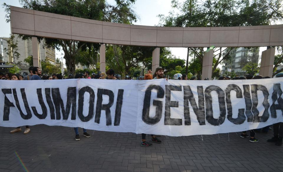 Relatives of victims have condemned Fujimori's pardon, but many Peruvians admire him for his ruthless campaign to put down uprisings by leftist guerrillas, and supporters have hailed the decision to free him. January 11, 2018