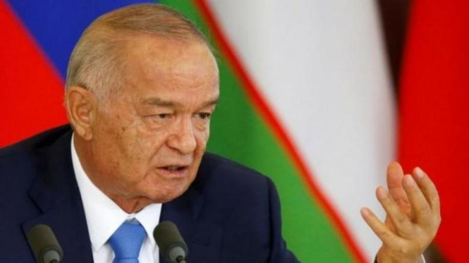Uzebekistan President Islam Karimov died from a stroke on September 2, 2016.