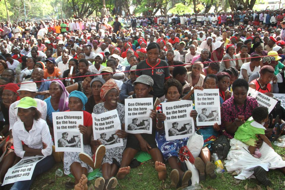 After the West imposed sanctions to punish President Robert Mugabe for electoral fraud and gross human rights abuses nearly 17 years ago, Western donors also increased funding for pro-democracy groups to help upscale pressure on the ZANU PF strongman. They eventually succeeded in weakening Mugabe as people celebrated across the country after the military forced him to resign in what looked like a coup.