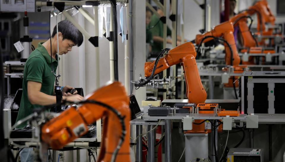The use of industrial robots across the automotive, electronic and others industries, is at its highest with Asian nations driving the growth.