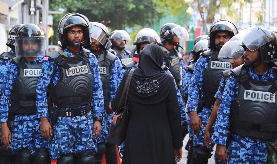 Known for its luxury tourist resorts, the Maldives became a multiparty democracy 10 years ago. February 2, 2018