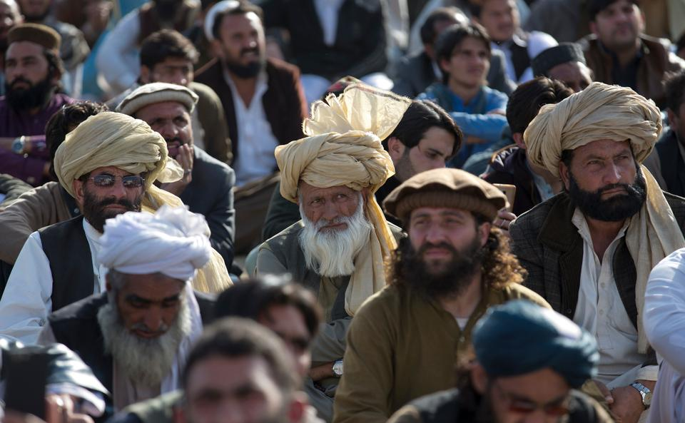 Mehsud tribesmen have taken to the streets demanding justice for Naqeeb Ullah.