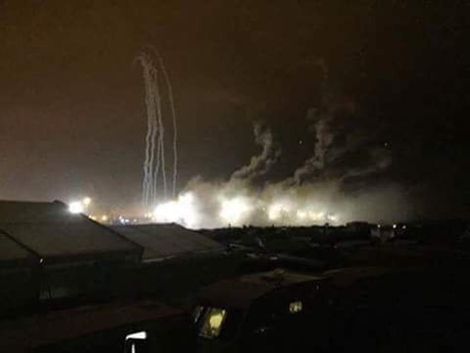 French Security forces raided the 'Jungle' refugee camp on Saturday, using tear gas to force refugees out of the camp.