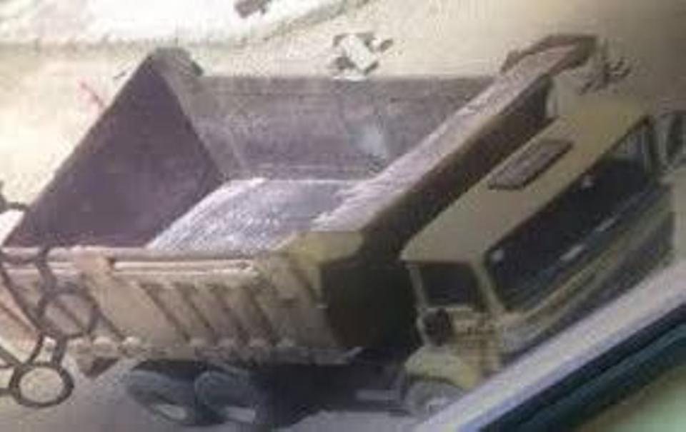 Truck belonging to Mazidagi municipality was used in a terror attack in which 3 people died and 38 others were injured.