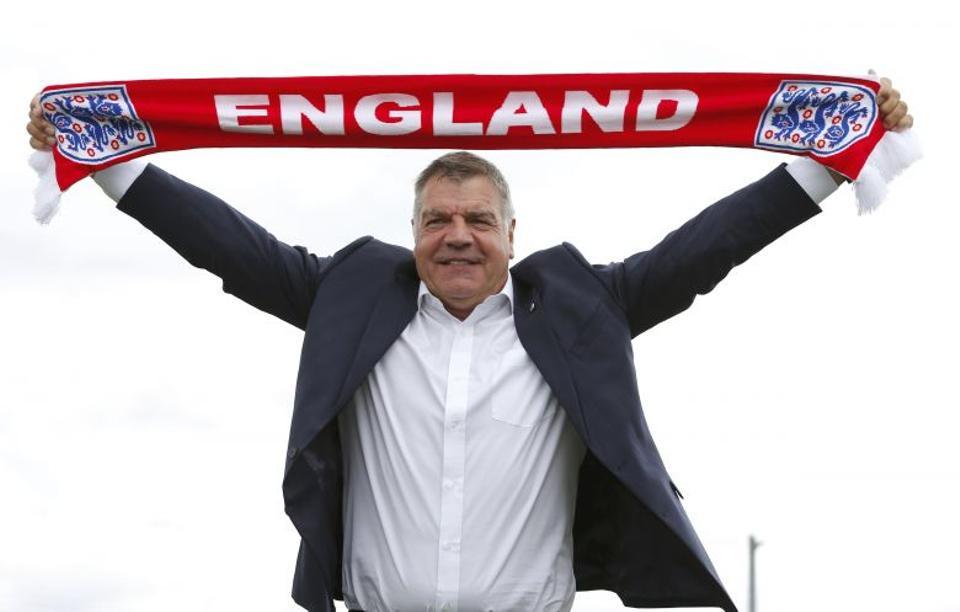 Sam Allardyce became England's manager in July. [Reuters]