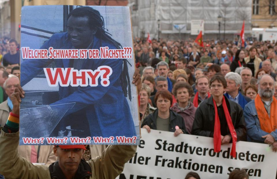 What is it like to be a black person in Germany?
