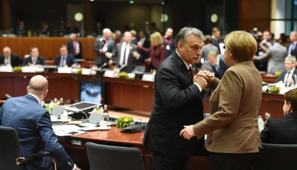 Orban has been in power since 2010.