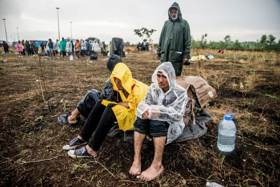 Europe is facing its worst refugee crisis since World War Two.
