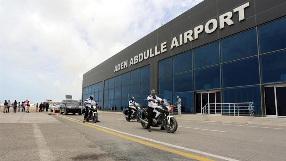 The seizure resulted in a standoff that lasted for several hours between airport officials and Emirati officers.