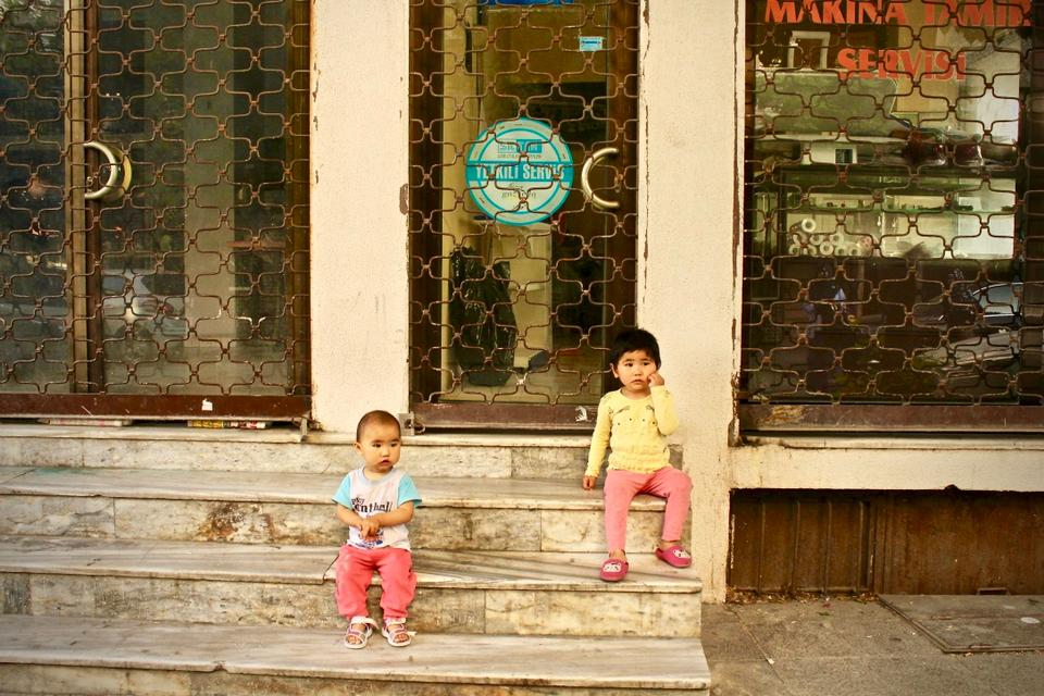 There are no official statistics as to how many Uyghur refugees live in Turkey.
